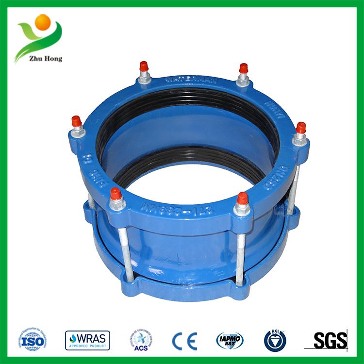 Ductile iron gibault pipe coupling product list dalian